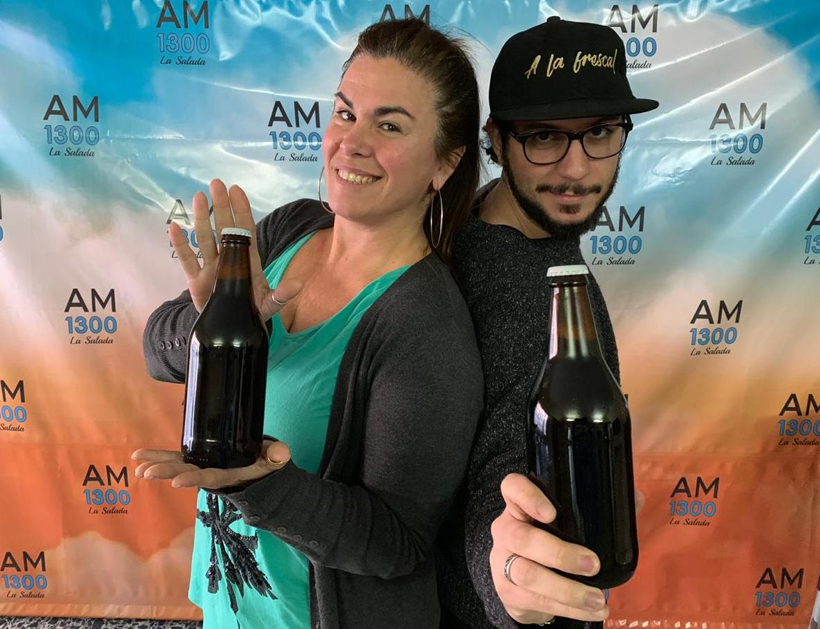 Cerveza: la novedosa Black Naranja IPA que se presenta mañana