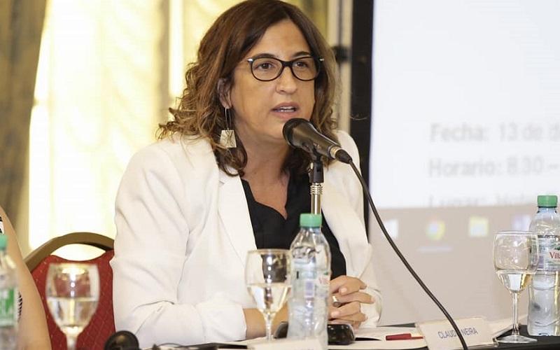Claudia Neira: «Alberto tiene la capacidad de unir a los argentinos»