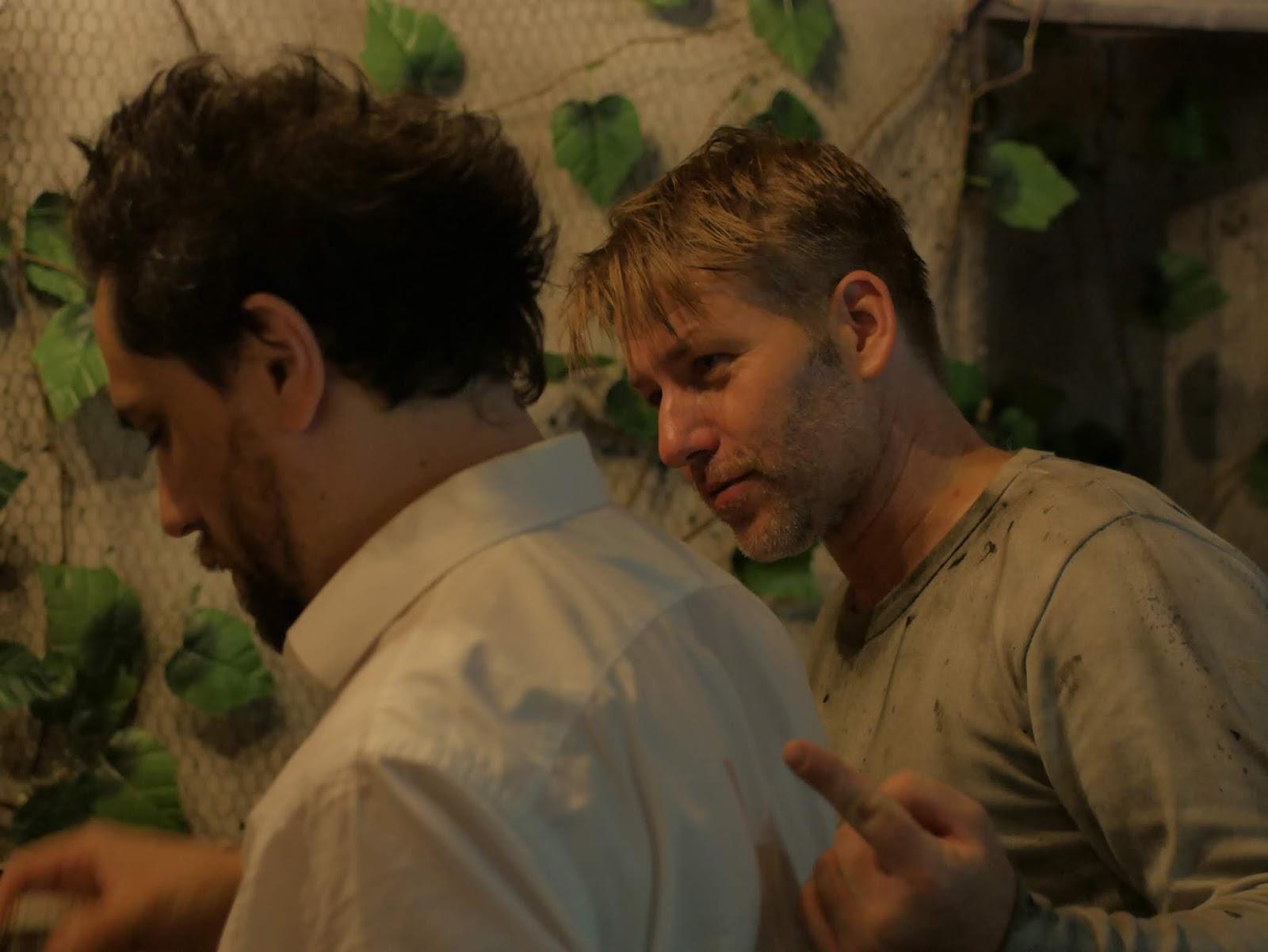 Diego Rivas palpitó el estreno de 'No Estoy': «La obra me atrapó, fue un desafío»