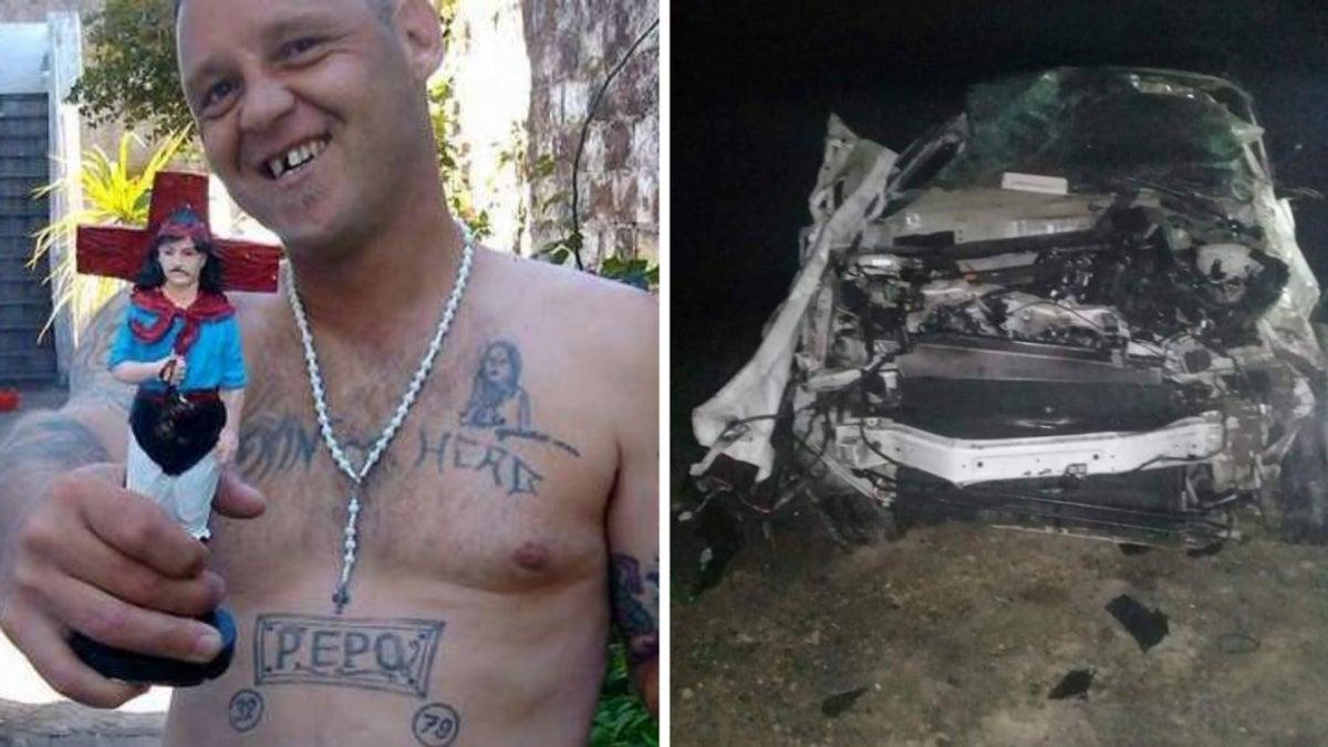 El 'Pepo', más complicado: denunciaron que manipuló el teléfono de una de las víctimas