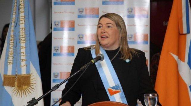 Rosana Bertone: «Lacunza debería ser más cuidadoso con lo que dice»