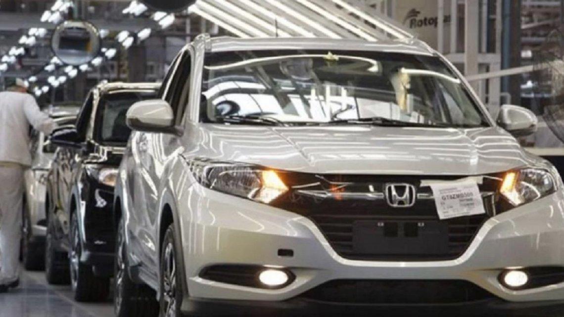 Honda deja de producir autos en Argentina y ofreció retiros voluntarios