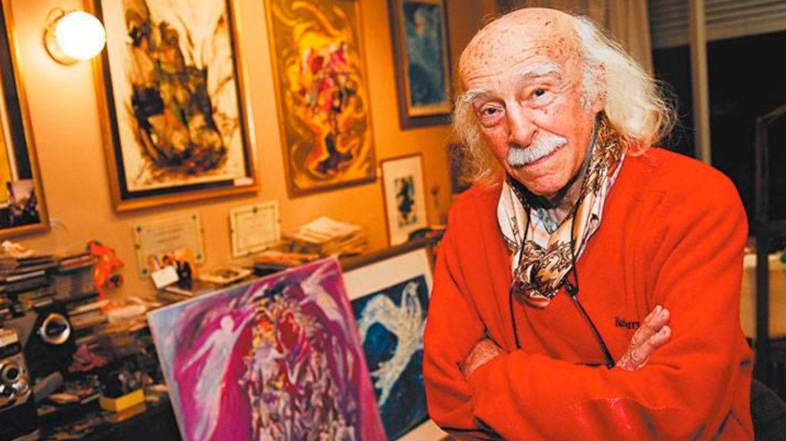 A los 99 años murió el actor Max Berliner
