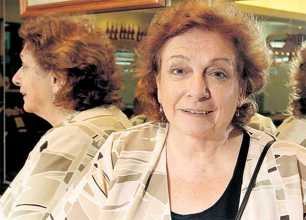 Lidia Catalano, entre el teatro y el arte