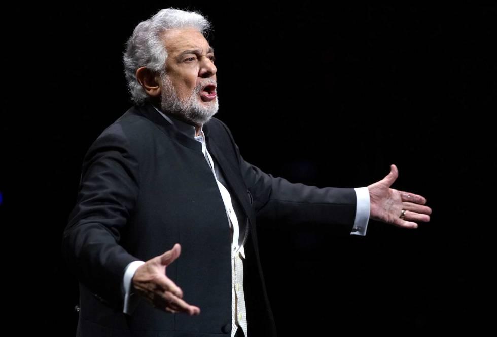 «Siempre te estaba tocando de alguna manera»: denuncia contra Plácido Domingo