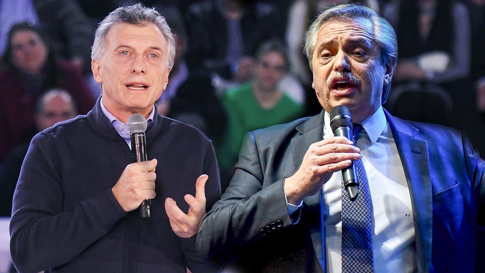 Contundente victoria de Alberto Fernández sobre Mauricio Macri
