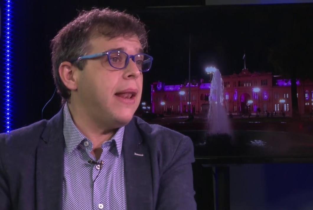 Para Christian D'Alessandro, Macri tiene una «política de gerontocidio» con los jubilados