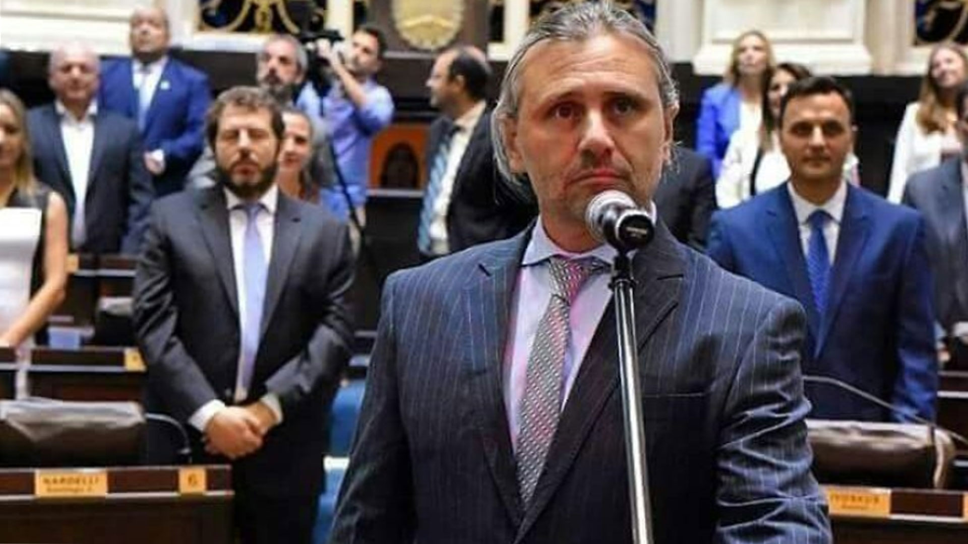 ¿Por qué Macri siendo un nene bien vino a jugar con nosotros?», se preguntó Di Palma