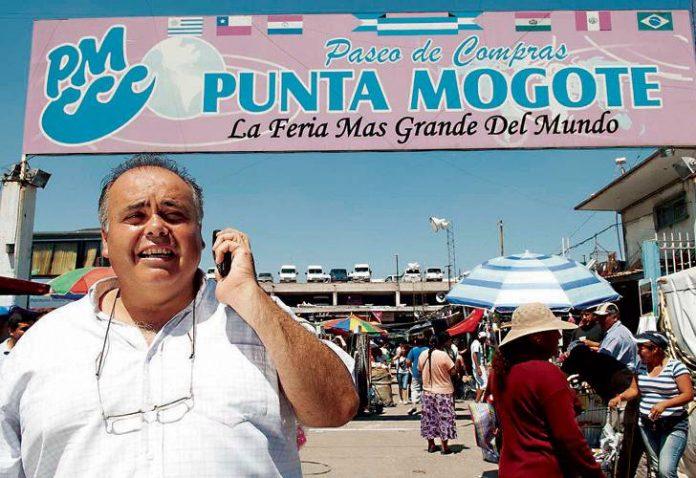 El día que Jorge Castillo denunció los puestos ilegales de La Salada