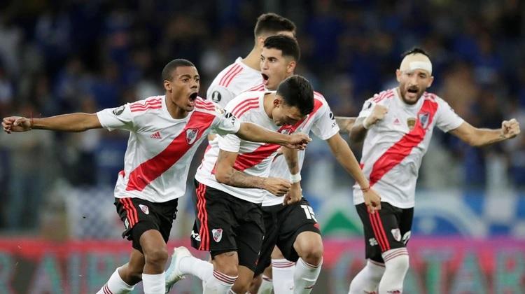 River comenzó los trabajos previos de cara a la Copa Libertadores y la Superliga