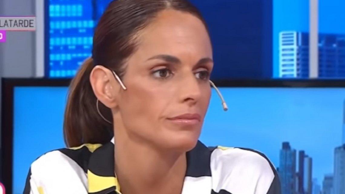 Verónica Monti: «Rial me hackeo la cuenta de Instagram»