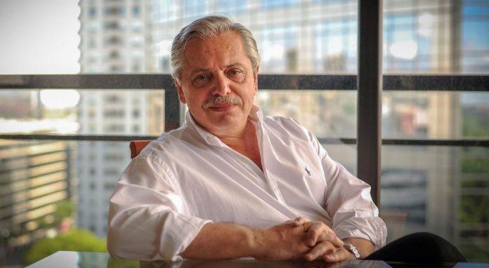 Alberto Fernández criticó la eliminación del IVA