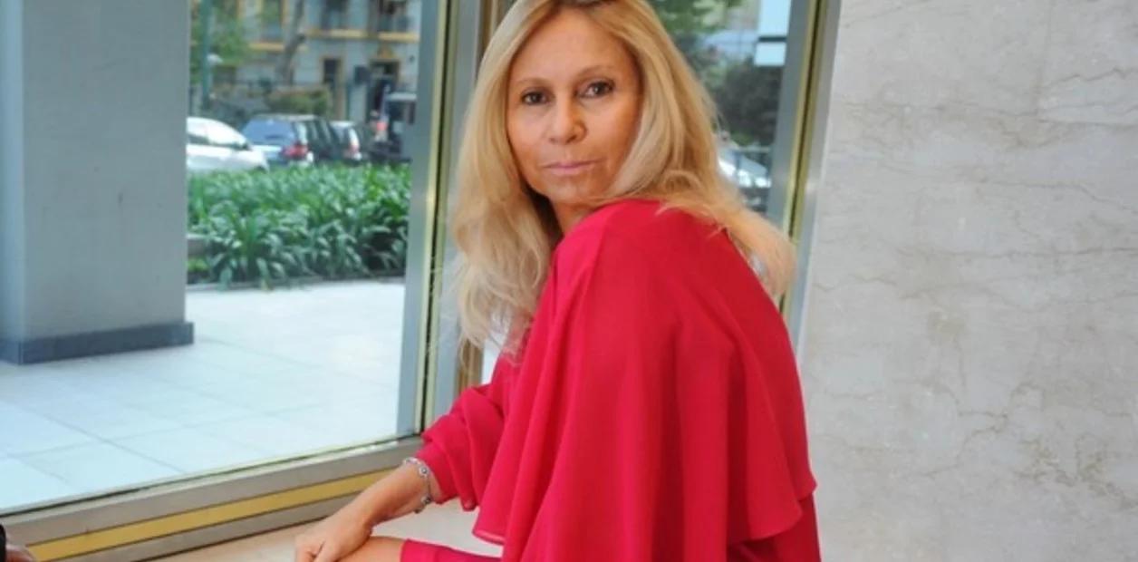 Ana Rosenfeld apuntó a Maxi López y dijo que busca prensa con los hijos