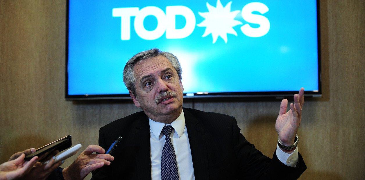 Alberto Fernández dijo que el dólar a $60 «tiene un valor razonable»