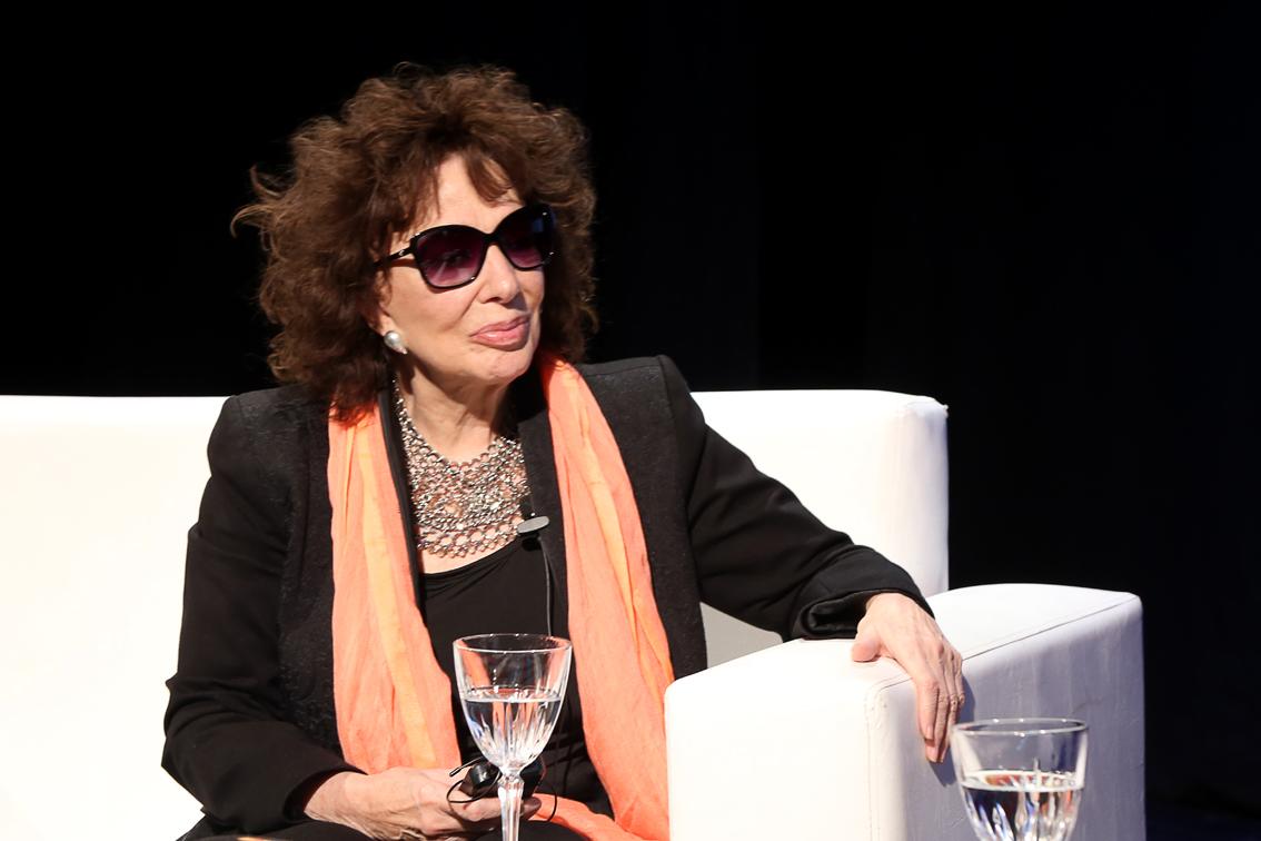 Graciela Borges: «Quiero que la gente apoye con su trabajo, voluntad y amor a la Patria»