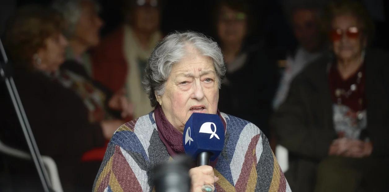 Hebe de Bonafini apuntó a los jueces: «Van a tener que pagar lo que nos hicieron»
