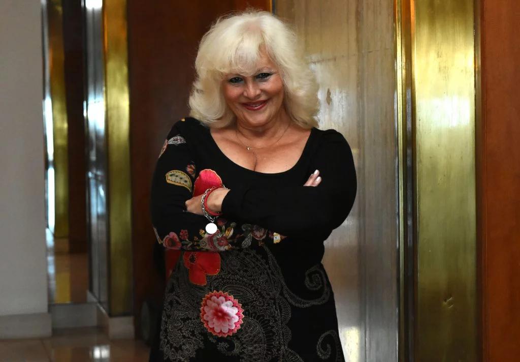 Luisa Albinoni mató a Iúdica: «A veces me cansa un poquito»