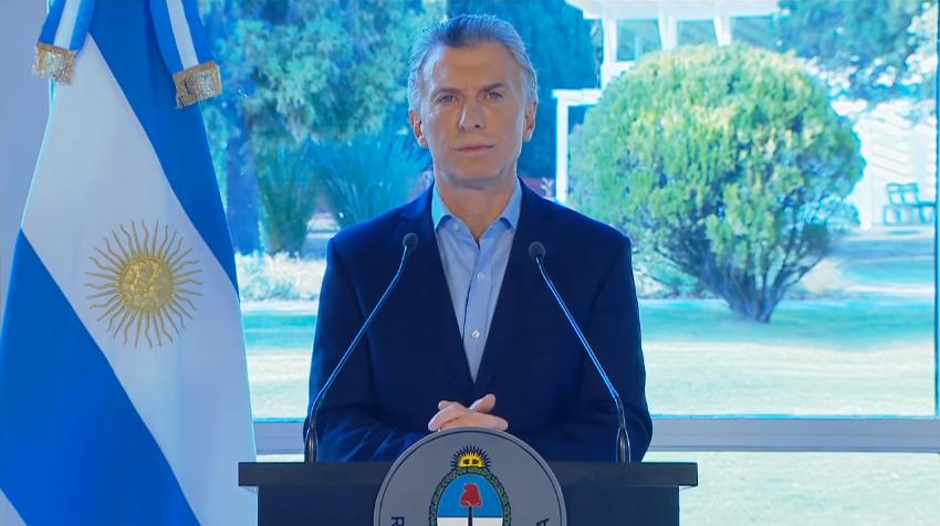 Las medidas que anunció Macri luego de la catastrófica elección