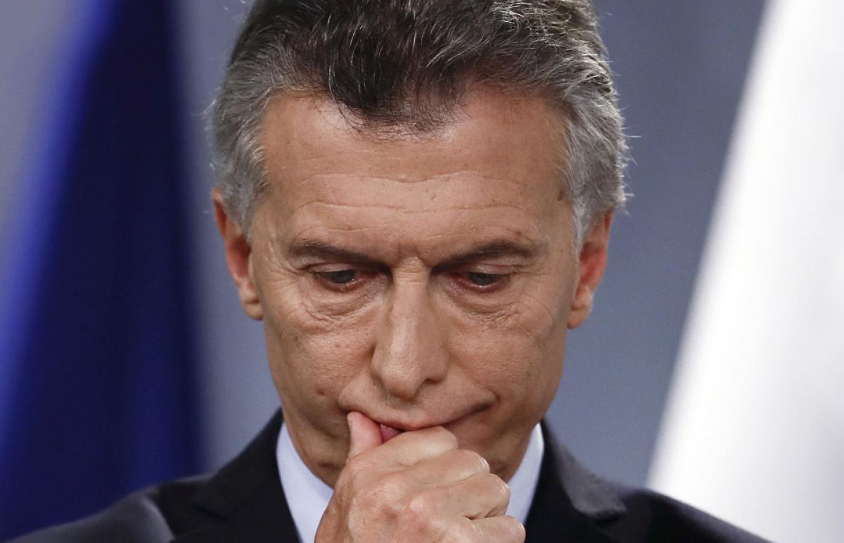 Macri habló con Alberto: «Se mostró con la vocación de intentar llevar tranquilidad a los mercados»
