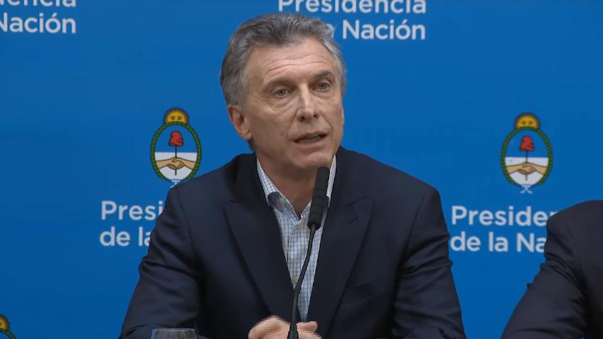 """La increíble falta de autocrítica de Macri: «Esta elección no sucedió"""""""