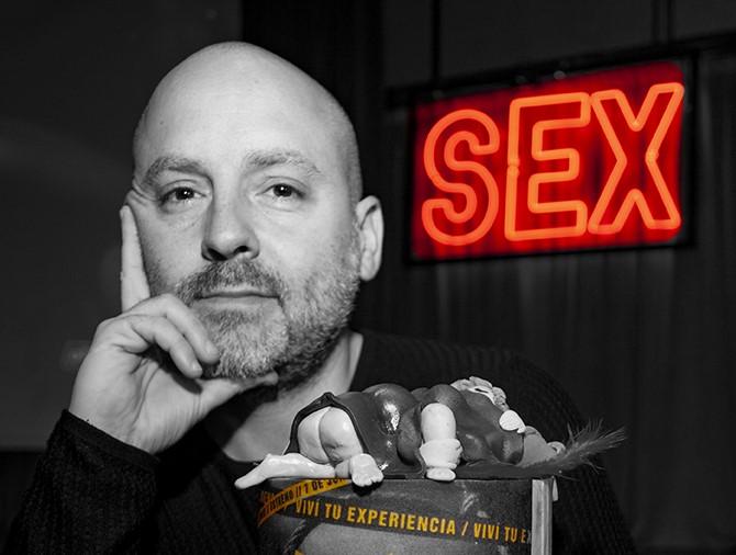 José María Muscari: «SEX es un espacio de encuentro»