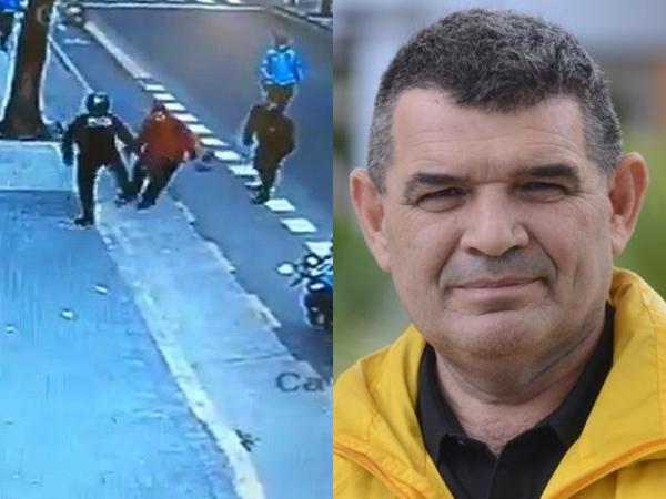 Alfredo Olmedo: «Si usted no quiere correr riesgo de muerte no salga a delinquir»