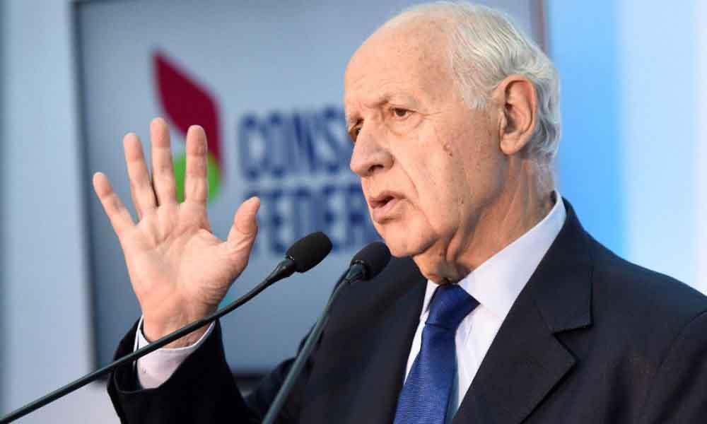 Lavagna: «Le plantee a Macri hace tiempo el alargamiento de plazos en el pago de deuda»