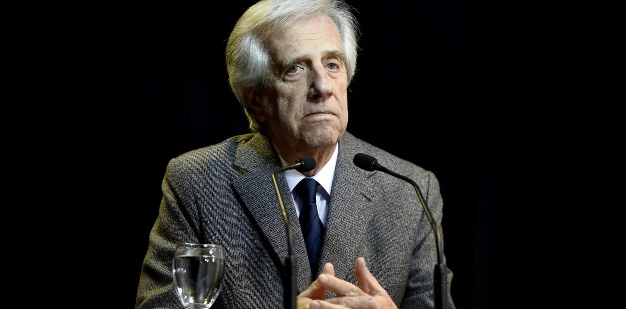 Confirman que el presidente uruguayo tiene un tumor maligno