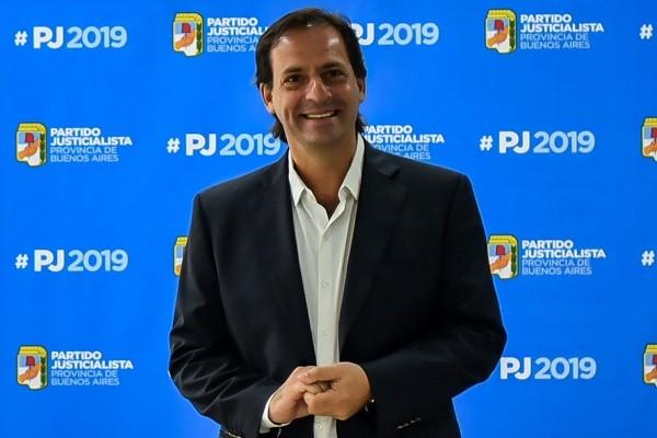 Ariel Sujarchuk: «La gente encuentra en Alberto Fernández y en Kicillof una cuota de esperanza»