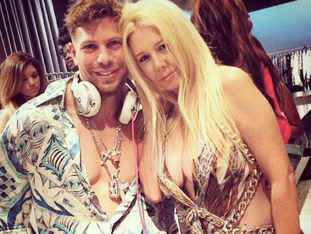 DJ Piloto rompió el silencio y habló de la denuncia de Mariana Nannis