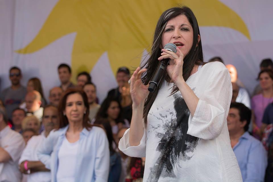 Fernanda Vallejos: «Vamos a trabajar para fortalecer las relaciones con el mundo»