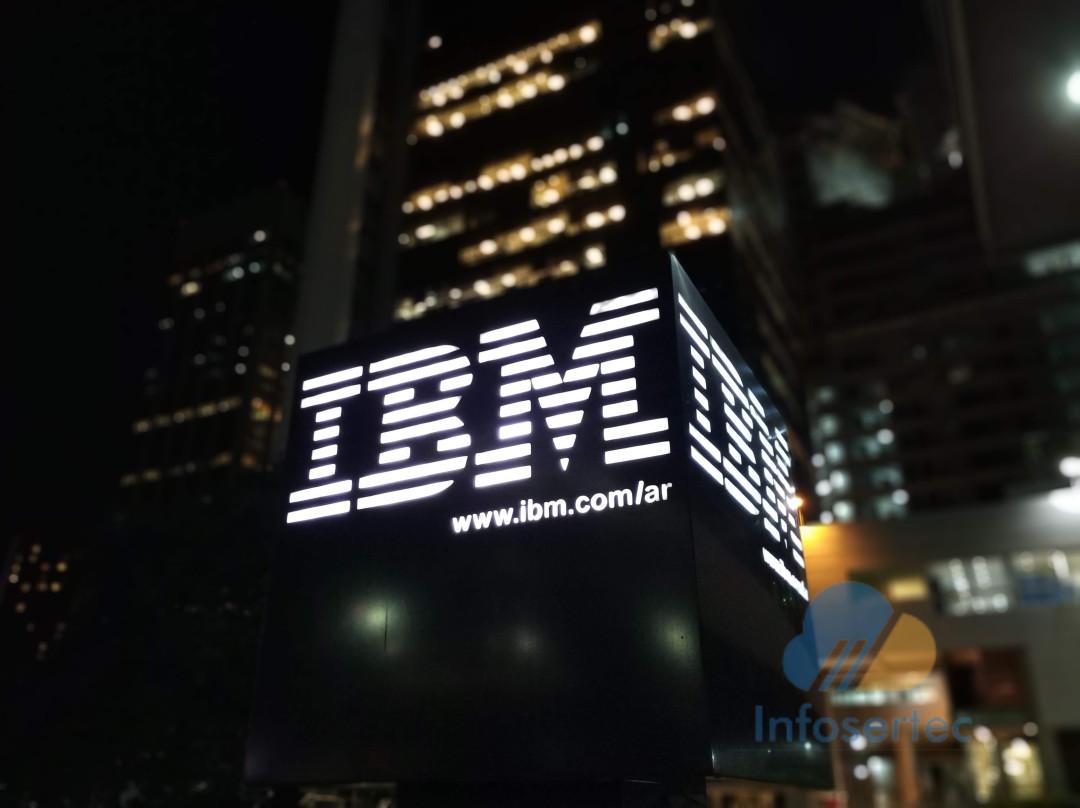 Efecto crisis: 100 despidos en IBM y retiros voluntarios
