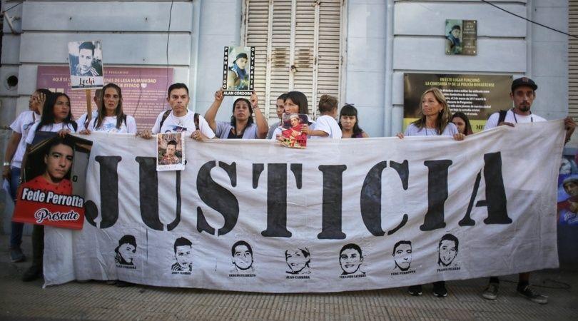 Pergamino: comenzó el juicio a los policías por la muerte de 7 presos
