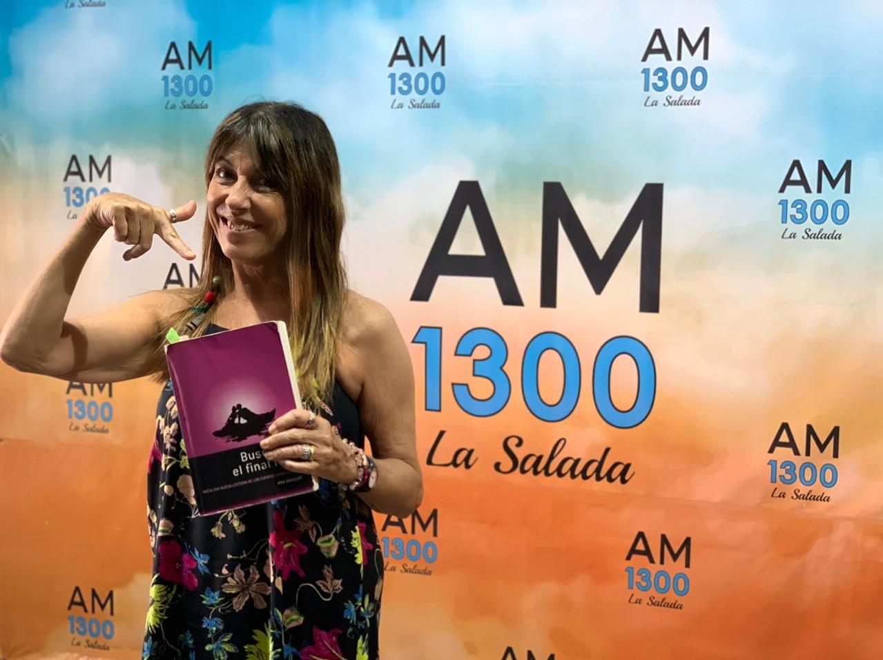 Ana Guillot: «No me gusta eso de la heroína que es una tonta»