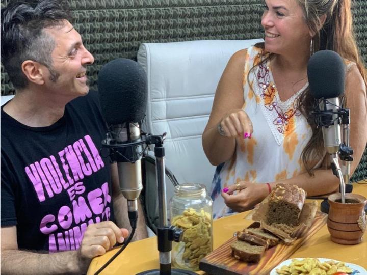 """Claudio Dituri, chef vegano: """"Hay mucha crueldad respecto a los animales y la alimentación»"""