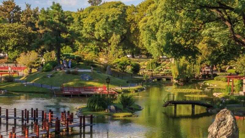 Jardín Japonés, un emblema de amistad entre Argentina y Japón