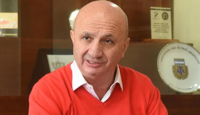Nicolás Russo: «Ser presidente de AFA sería coronar una carrera deportiva»