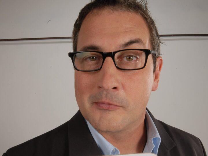 Luis Rubio: «Al actor le gusta lo presencial, es difícil por zoom»